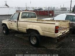 1985 Toyota PICKUP 4 X 4 For Sale | ClassicCars.com | CC-961531 For Sale 1985 Toyota 4x4 Pickup Truck Solid Axle Efi 22re 4wd Presented As Lot W174 At Indianapolis In Pickup With 22000 Original Miles Nice Price Or Crack Pipe 25kmile 4wd 6000 Was The 4runner Best Suv Of 80s Awesome Toyota 2wd Manual 5speed Potrait Hard Trim Heres Exactly What It Cost To Buy And Repair An Old Fs Norrock 22re Solid Axle Yotatech Forums Classic Car Longview Wa 98632 Truck 44 Lifted X Fresh Paint