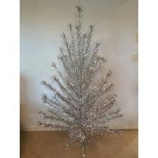 Mid Century Modern C1960 Aluminum Christmas Tree For Sale