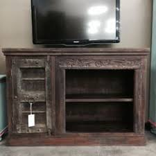 Reclaimed Wood Media Console Sideboard TV Stand Unique Furniture Fayetteville Arkansas Interiors Interior Design Home C