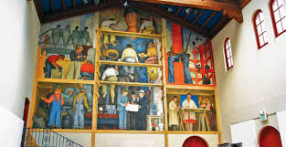 san francisco diego rivera murals marina times fatso and frida in san francisco