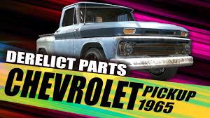 CHEVROLET Pickup 1965