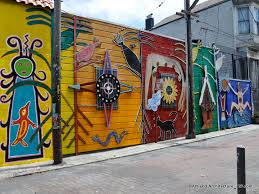 mission district balmy alley public art and architecture from