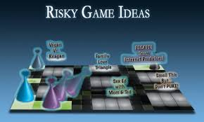 Make A Risky Board Game Cover