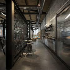 104 Interior Design Loft Office It Office Dimitar Gongalov Cgarchitect Architectural Visualization Exposure Inspiration Jobs