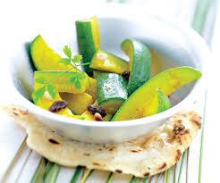 recettes cuisine minceur courgettes curry recette minceur facile gourmand