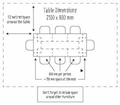 Fresh Dining Room Table Dimensions