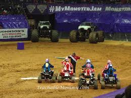 100 Monster Truck Verizon Center Jam Is Big Fun For The Whole Family With Ashley And Company