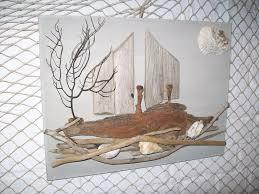 toile decoration bois flottes thierry doyen fabricant de