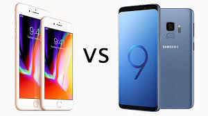 Samsung Galaxy S9 vs iPhone 8 parison Tech Advisor