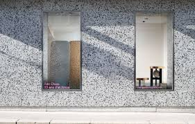 The Facade Of Yves Gastou Galley Designed In 1985 By Ettore Sottsass