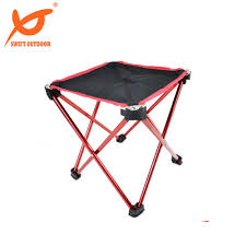 Qoo10 - 0.3kg Small New Portable Fish Folding Chair Outdoor ...