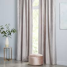 Sound Dampening Curtains Toronto by Window Curtains U0026 Drapes West Elm