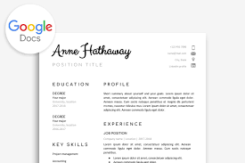 Google Doc Resume Template Templates Creative Market Word ... 45 Free Modern Resume Cv Templates Minimalist Simple 50 Free Acting Word Google Docs Best Of 2019 30 From Across The Web Skills Based Template Blbackpubcom Elegant Atclgrain 75 Cover Letter Luxury By On Dribbble One Templatesdownload Start Making Your Doc Brochure Of