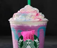 On The Spectrum Of What Qualifies As A Feminist Issue Starbucks Unicorn FrappuccinoR Is Low End But Its There And Im Unemployed