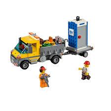 LEGO City Service Truck (60073) - LEGO - Toys