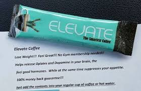 Elevate Brew Sticks Aesome Weight Lose Product Who Ever Knew That Drinking Coffee Could Help