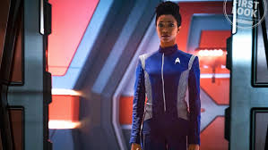 The First Two Official Non Production Images Of Star Trek Discovery Are Out In Wild And They Showcase A New Alien Design As Well Hint At Season