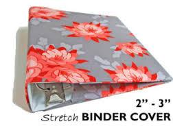 Decorative 3 Ring Binders by Recipe Binder Etsy
