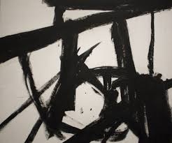 Franz Kline 1910 1962 Is Famous For His Black And White Abstractions