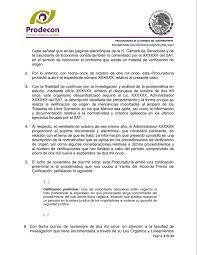 Procuraduría De La Defensa Del Contribuyente INFONAVIT
