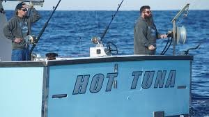 Wicked Tuna Dave Boat Sinks by Wicked Tuna Outer Banks National Geographic Channel