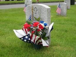 memorial day graveside decorations may 2011 bulldog readers and bobcats