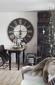 Oversized Wall Clock 17