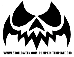 Ghostbusters Pumpkin Stencil Free by Diseno Calabaza Halloween Png 600 445 Pixels Halloween