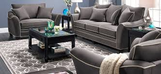 Raymour And Flanigan Grey Sectional Sofa by Hm Richards Raymour U0026 Flanigan