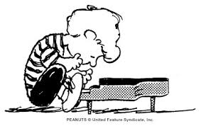 Schroeder the piano playing Beethoven groupie from Charles Schultz s Peanuts ic strip