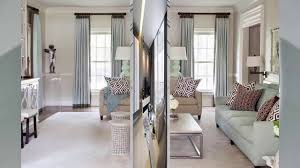 modernes wohnzimmer vorhang ideen haus ideen