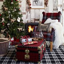 Cosy Christmas Living Room Ideas