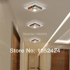 free shipping modern 3w led ceiling lights flush mount