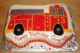 Fire Truck Sheet Cake - Erkal.jonathandedecker.com