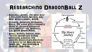 Academic Subject Of Literary History And Connects To Research Into Real Historical Events DragonBall Z Was Inspired By The Journey