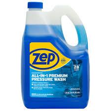 100 Truck Wash Soap ZEP 172 Oz Allin1 Pressure ZUPPWC160 The Home Depot