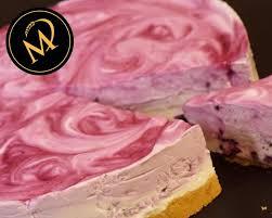 blaubeer joghurt torte no bake cake kurs back academy neuer kurs