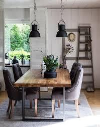fim works wohnen das esszimmer frisch dekoriert