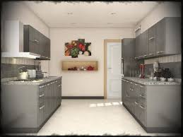 Simple Kitchen Design For Middle Class Family S Cabinet Trends Modular Grey L Ceedd