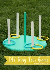 DIY-Ring-Toss-Game.jpg 25 Tutorials For A Diy Carnival The New Home Ec Games 231 Best Summer Images On Pinterest Look At The Hours Of Fun Your Box Could Provide With Game Top Theme Party Games For Your Kids Backyard Lollipop Tree Game Put Dot Sticks Some Manjus Eating Delights Carnival Themed Birthday Manav Turns 4 240 Ideas Dunk Tank Fun Summer Acvities Outdoor Parties And Best Scoo Doo Images Photo With How To Throw Martha Stewart Wedding Photography By Vince Carla Circus