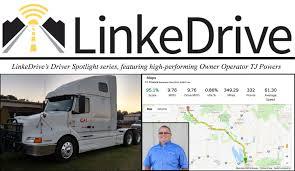 LinkeDrive Driver Spotlight With TJ Powers – LinkeDrive