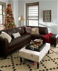 Chateau Dax Leather Sofa Macys by Milano Leather 2 Piece Chaise Sectional Sofa Couches U0026 Sofas