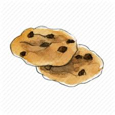 bake biscuit chip chocolate cookie cookies dessert sweet icon