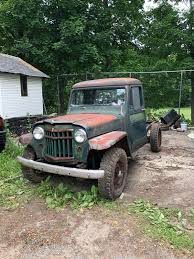 1954 JEEP WILLYS Pickup Truck - $1,050.00 | PicClick 1955 Willys Jeep Truck Youtube 1951 Willys Jeep Pickup 1949 4 Wheel Drive Truck Hemmings Find Of The Day 1950 473 4wd Picku Daily Gateway Classic Cars 936det 1954 105000 Pclick 1941 Throwback Hot Rod Network Matchbox 4x4 End 3212018 1115 Pm The Jeeps Are Coming 2015 Cherokee Trailhawk And Motorcycles Pinterest Bomber69 1948 Specs Photos Modification Info At