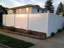 Premium Heavy Duty Deluxe Grade Double Virgin Vinyl fence and