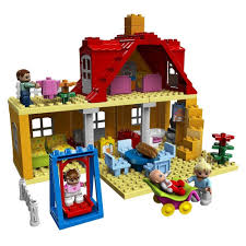 100 Small Lego House LEGO Duplo 5639 LEGOVille Family By LEGO Duplo Shop Online