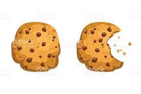 Chocolate Cookies royalty free chocolate cookies stock vector art &