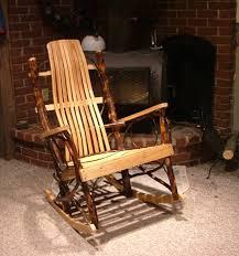 Sam Maloof Rocking Chair Plans Hal Taylor PDF Woodworking