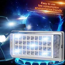 Dc12v 36 Led Universal Automobile Car Truck Roof Ceiling Light ...