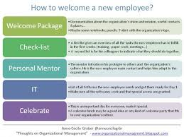 How to wel e a new employee by Anne Cecile Graber via Social Hire